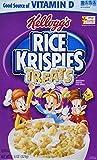 Kellogg's, Rice Krispies Treats Cereal, 11.6oz Box (Pack of 4)