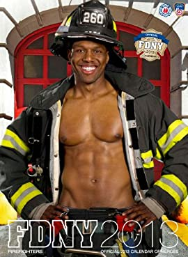 SALE - OFFICIAL 2013 FDNY CALENDAR OF HEROES