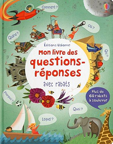 MON LIVRE DES QUESTIONS-REPONS