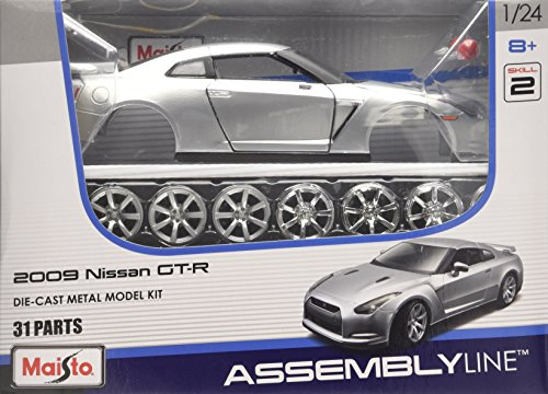 tobar-124-scale-special-edition-2009-nissan-gt-r-diecast-model-kit