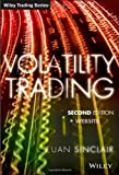 Volatility Trading, + Website