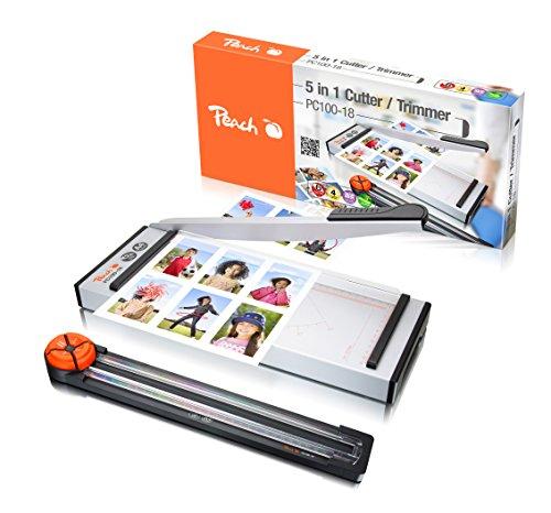 Peach PC100-18 5-in-1 Paper Cutter