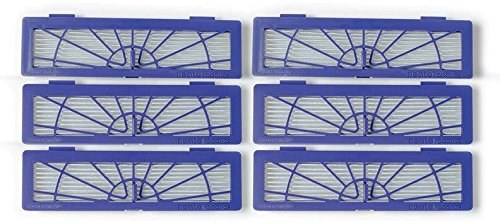 Neato High Performance Filter for Botvac Robot Vacuums, 6-Pack (Neat Robotic Vacuum compare prices)