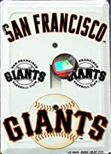 San Francisco Giants Light Switch Cover (single)