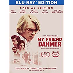 My Friend Dahmer (Special Edition) [Blu-ray]