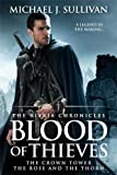 img - for The Blood of Thieves 2 in 1 Omnibus (The Crown Tower and the Rose and the Thorn) book / textbook / text book