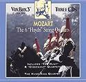 Mozart: The 6  Haydn  Qua....<br>$633.00