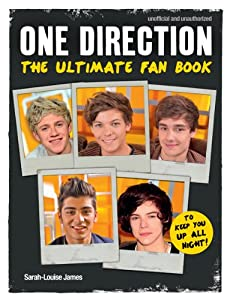 One Direction: The Ultimate Fan Book by Barron's Educational Series