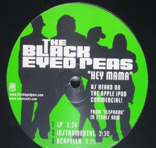 Black Eyed Peas - Hey_mama - Zortam Music