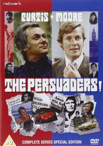 The Persuaders!: The Complete Series - [ITV] - [Network] - [DVD] [Edizione: Regno Unito]
