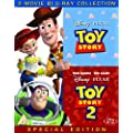 Toy Story 1 And 2 Blu Ray Combo Pack