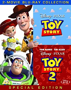 2-Movie Blu-ray Collection: Toy Story (Special Edition) / Toy Story 2 (Special Edition) [Blu-ray]