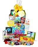 Get Well Retro Candy Basket