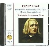 Liszt: intégrale des oeuvres pour piano vol. 23