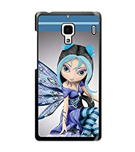 PRINTSWAG ANGEL GIRL Designer Back Cover Case for XIAOMI REDMI 1S