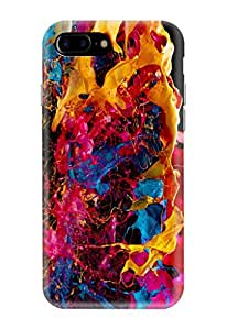 iPhone 7 Plus Cover, Back Cover, Printed Cover By CareFone