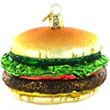 Old World Christmas Cheeseburger Ornament