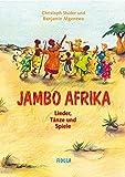 Jambo Afrika: Lieder