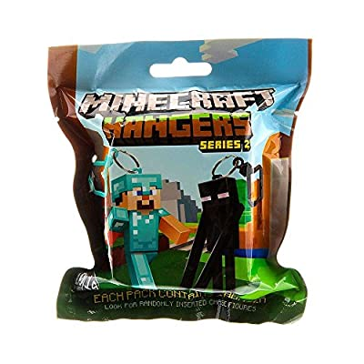 Minecraft Action Figure Hangers Series Two Box of 24 Packs from MOJANG