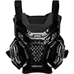 Alpinestars A6 Men's Roost Deflector Motocross/OffRoad/Dirt Bike Motorcycle
