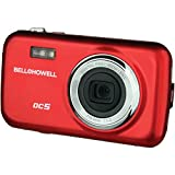 Bell?? DC5-R 5MP Digital Camera with 1.8-Inch LCD (Red)