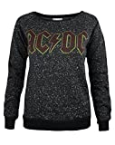 Amplified AC/DC Logo Women's Sweater