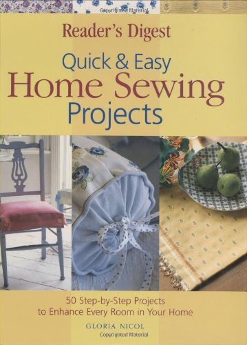 Quick and Easy Home Sewing Projects (No Sew Projects compare prices)