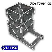 LITKO(リッコー) ダイスタワー クリアー(無色透明)