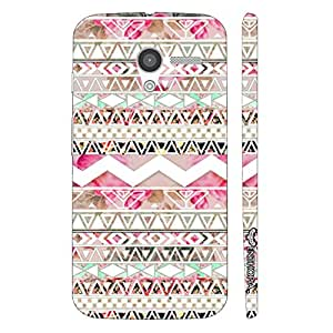 Motorola Moto X Aztec Art 4 designer mobile hard shell case by Enthopia