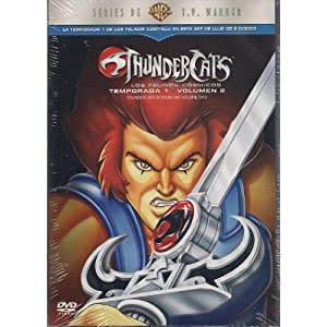Thundercats Season  on Temporada 1 Volumen 2  Thundercats Season One Volume Two   Movies   Tv