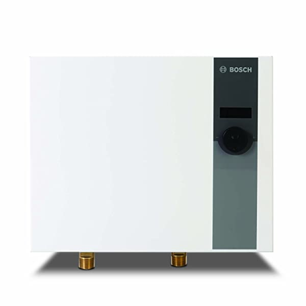 Bosch Electric Tankless Water Heater - Eliminate Time for Hot Water - Easy Installation (Tamaño: 26.9 kW)
