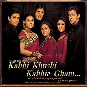 Kabhi Khushi Kabhi Gham Video Songs In Hd