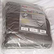 20′ x 24′ Silver Triple Layer Tarp Heavy Duty Tarpaulin