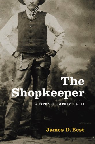 The Shopkeeper (Center Point Premier Western (Large Print))