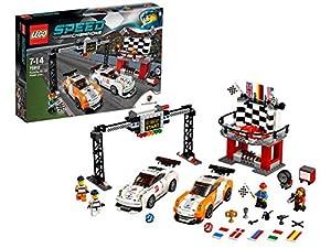 lego speed champions 75912 porsche 911 gt finish line. Black Bedroom Furniture Sets. Home Design Ideas