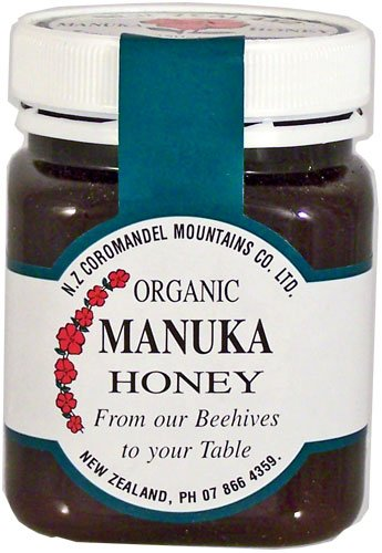 Organic Manuka Honey by Coromandel Mountains
