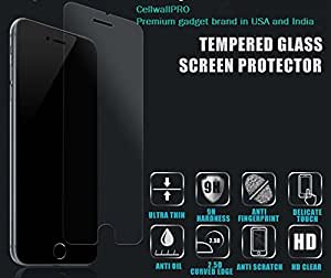 samsung on7 Tempered Glass Screen Protector [curved 0.3 m, high quality toughened glass ] Cellwallpro