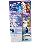 Frozen Magnetic Paper Dolls