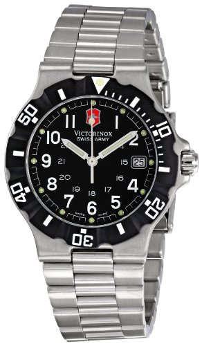 Victorinox Swiss Army Men's 24005 Classic Summit XL Black Watch