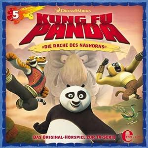 Die Rache des Nashorns (Kung Fu Panda 5) Hörspiel