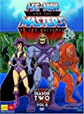 He-Man and the Masters of the Universe - Season 2, Volume 2 (Episode 99-130) (7 DVDs)