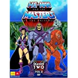 "He-Man and the Masters of the Universe - Season 2, Volume 2 (Episode 99-130) (7 Disc Set)von ""Shuki Levy"""