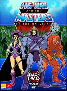 He-Man and the Masters of the Universe - Season 2, Volume 2 (Episode 99-130) (7 Disc Set)