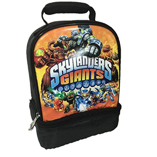 Thermos Skylanders Giants Dual Lunch Box