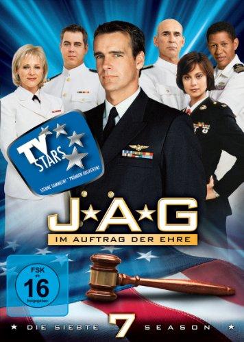 JAG: Im Auftrag der Ehre - Die siebte Season [5 DVDs]