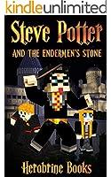 Steve Potter and the Endermen's Stone (Steve Potter Series Book 1)