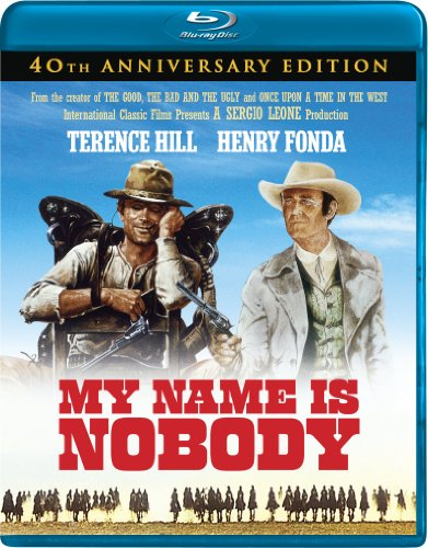Blu-ray : My Name Is Nobody (Blu-ray)
