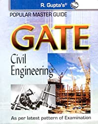 GATE-Civil Engineering Guide- As Per Latest Pattern of the Examination (Popular Master Guide)