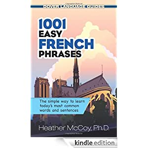 1001 Easy French Phrases (Dover Language Guides French) Heather McCoy