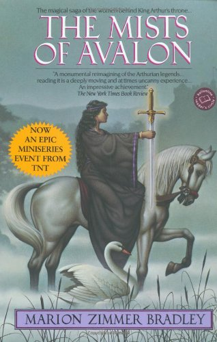 An analysis of the womn behind king arthur in the mists of avalon by marion zimmer bradley